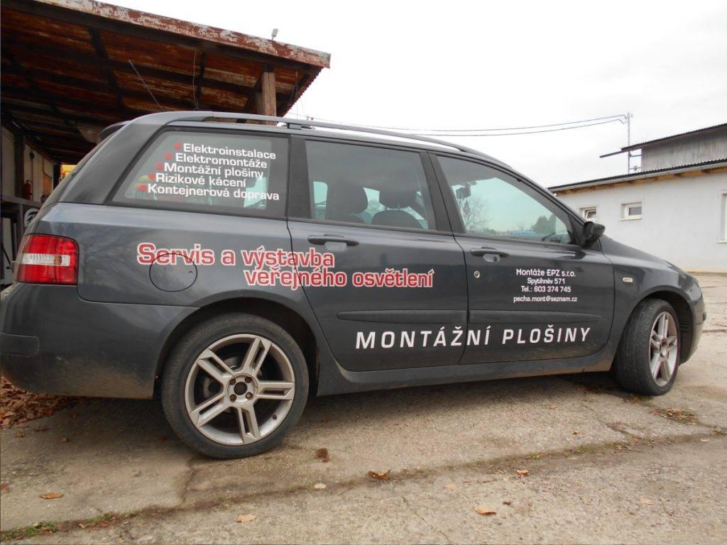 Montáže EPZ s.r.o., Spytihněv